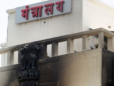 Maharashtra: Man falls to death from Mantralaya's fifth floor; police unsure whether incident was suicide or accident