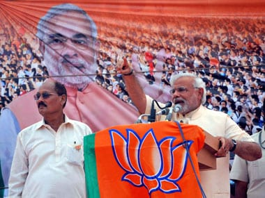 Modi has been railing against the EC with great success: PTI