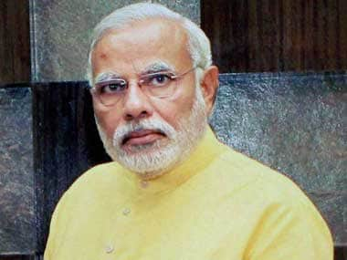 Not appealing against formation of Modi govt, says petitioner