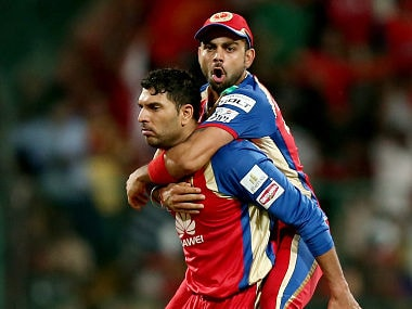 Virat Kohli's RCB could still quality for the playoffs, but they need help. BCCI