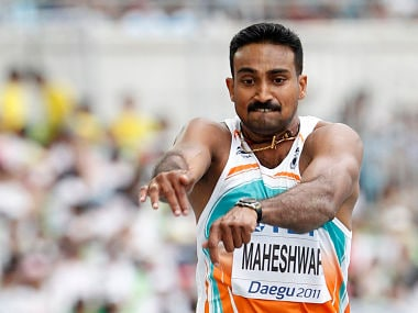 File picture of Renjith Maheshwary. Reuters