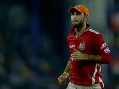 Glenn Maxwell has dominated R Ashwin. BCCI