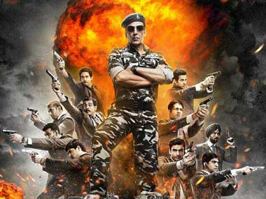 Holiday review: This Akshay Kumar movie is hilarious, though unintentionally