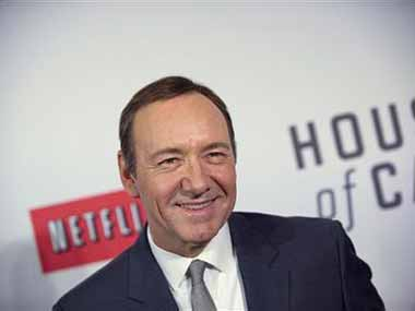 Kevin Spacey, still battling sexual assault allegations, now accused of racism on House of Cards sets