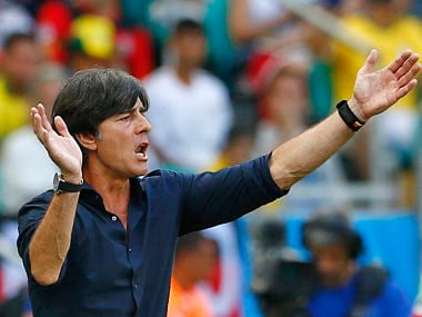 File picture of Germany coach Joachim Loew. Reuters