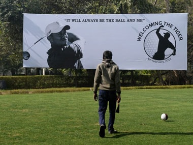 The Delhi Golf Club. AFP.