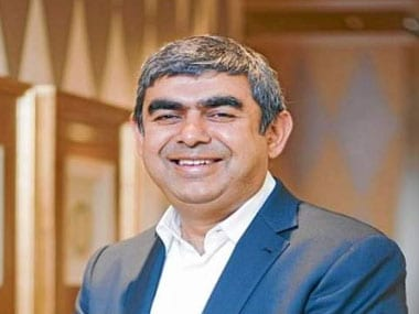 Vishal Sikka, former CEO and MD, Infosys