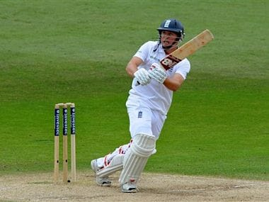 File picture of Gary Ballance. AP