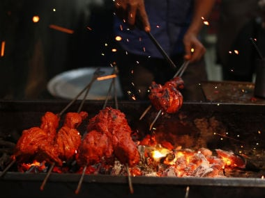 There are around 10 restaurants in Moscow which serve Indian cuisine ranging from North Indian to South Indian dishes. A representational image of Tandoori chicken. Reuters