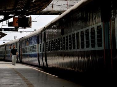 How to book a ticket on IRCTC
