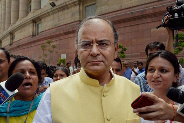 Relief! No retro tax on debt mutual funds, says Arun Jaitley