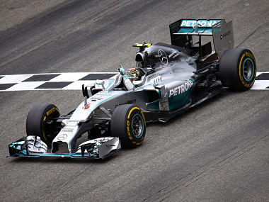 Here 39 s why mercedes is dominating formula one firstpost for Mercedes benz f1 drivers