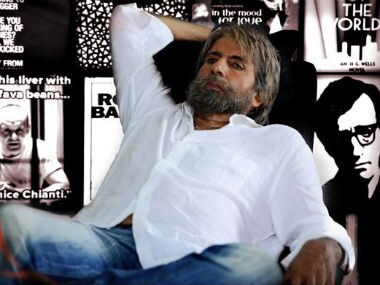 Amitabh Bachchan reveals first look for his film 'Shamitabh'