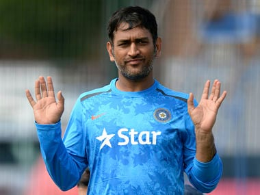 File photo of Mahendra Singh Dhoni. Reuters