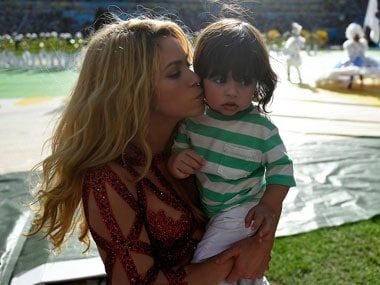 Shakira confirms news of second baby with Gerard Pique