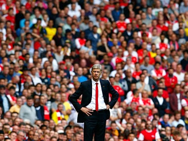Arsene Wenger needs a squad that is better than the one they currently have before they attempt a successful title charge. Reuters