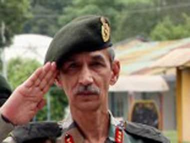Lt Gen DS Hooda. AFP