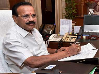 Railway Minister Sadananda Gowda. Agencies