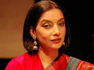 Filmmaker told me I should only play vamps: Birthday girl Shabana Azmi looks back on her life and career