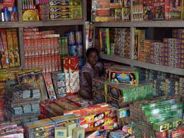 Get set for a very noisy Diwali: Delhi ignores ban on Chinese crackers