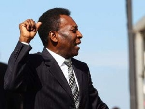 Pele in recovery after kidney stones surgery