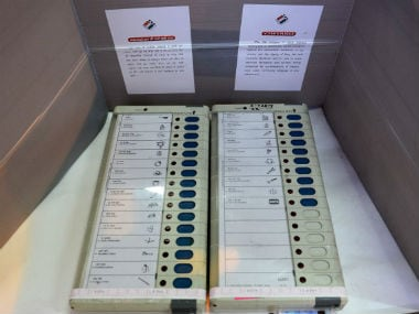 Voting time. AFP