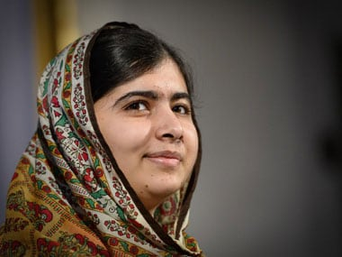 Nobel Peace Prize winner Malala Yousafzai's next book We Are Displaced will be about refugees
