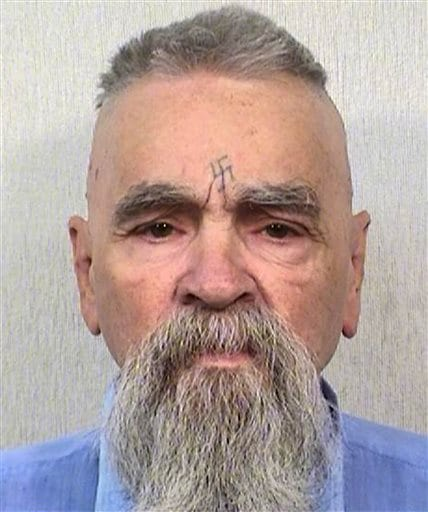 Imprisoned mass murderer Charles Manson to marry 26-yr-old frequent visitor