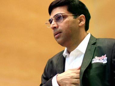 Anand wastes strong position, settles for another draw at Grenke Chess Classic