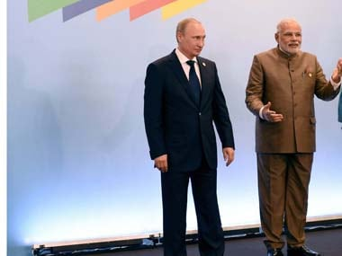 Live: Russia to help India build 20 new nuclear power reactors, says President Putin
