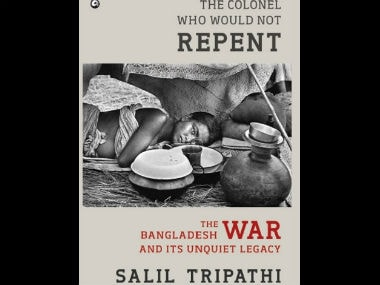 Cover for Salil Tripathi's book. Image from Amazon.