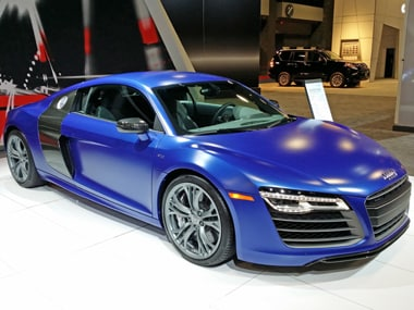 Audi Launches Premium Sports Car R LMX In India For Rs Cr - Audi car wiki