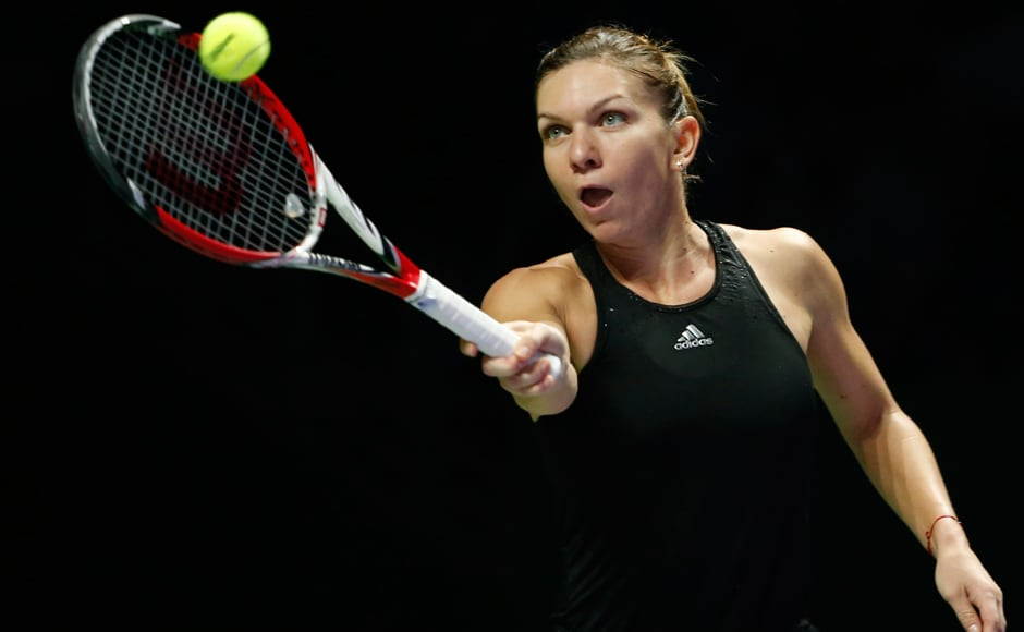 File image of Simona Halep. AFP