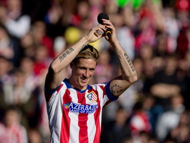 File photo of Fernando Torres. Getty Images