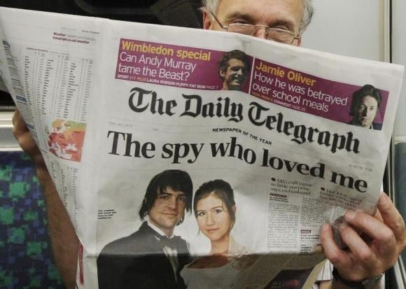 """Self-censoring"" scandal at newspaper roils UK press landscape"