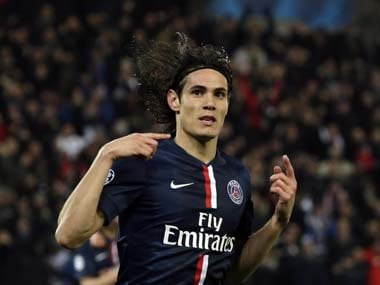 Ligue 1: Edinson Cavani's brace inspires Neymar-less Paris Saint-Germain to victory over Nice