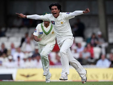 File picture of Mohammad Amir. Getty Images