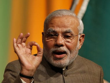 PM Narendra Modi said his government will protect the right to freedom of religion. Reuters
