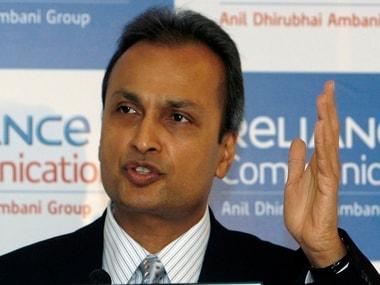 Reliance Group chairman Anil Ambani. Reuters