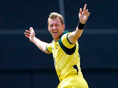 File picture of Brett Lee. AP