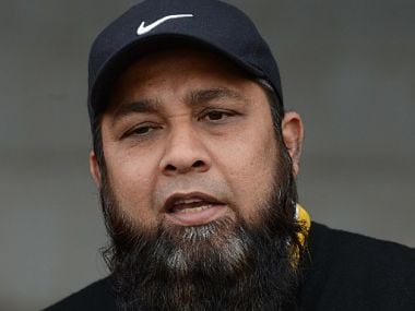 File picture of Inzamam-ul-Haq. AFP