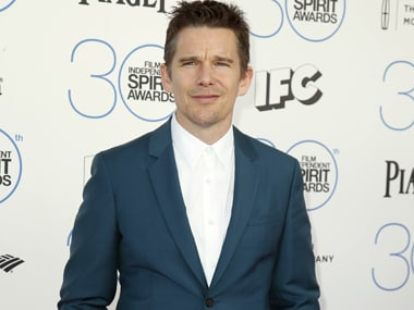 Ethan Hawke to join Denzel Washington in 'Magnificent Seven'
