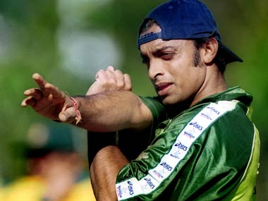 File photo of Shoaib Akhtar. PTI