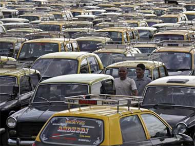 Delhi government has ordered the installation of GPS in all taxis in the city. Reuters