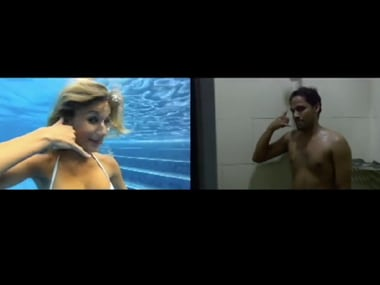 Watch: IIT Delhi boys' hilarious parody of Miami Dolphins cheerleaders' 'Call me Maybe' video