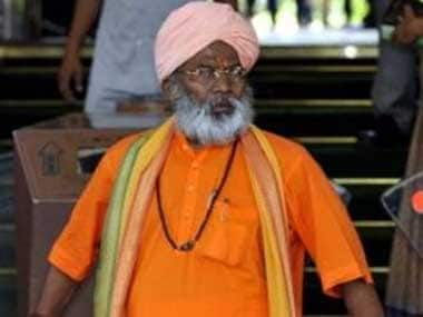 BJP MP Sakshi Maharaj.