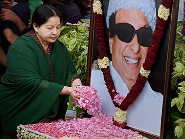 AIADMK supremo J Jayalalithaa. PTI