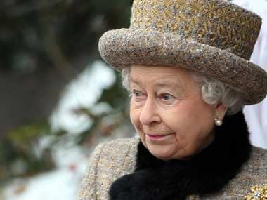 File image of Queen Elizabeth II. AP