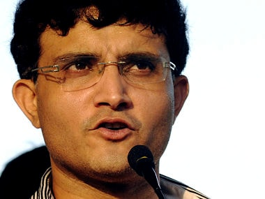 File picture of Sourav Ganguly. Reuters
