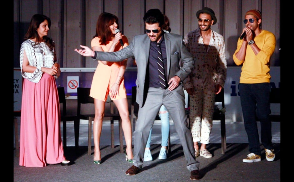 Best Actor in Supporting Role 2016: Anil Kapoor for Dil Dhadakne Do